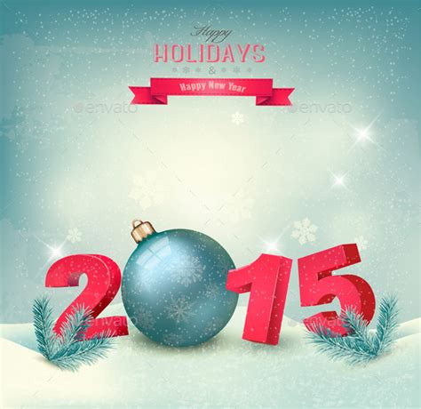 happy new year 2015 template happy new year 2015 template by almoond graphicriver