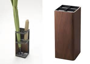 Modern Wall Hook wooden umbrella stand home storage systems from store