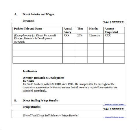 professional bid template sle professional 6 exles format