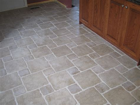 Ceramic Tile Kitchen Floor Designs Dufferin Tile