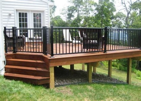 Home Depot Front Porch Railing by Railing Beautiful And Durable Lowes Porch Railing Designs