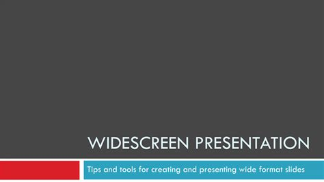 templates powerpoint widescreen widescreen powerpoint templates widescreen presentation