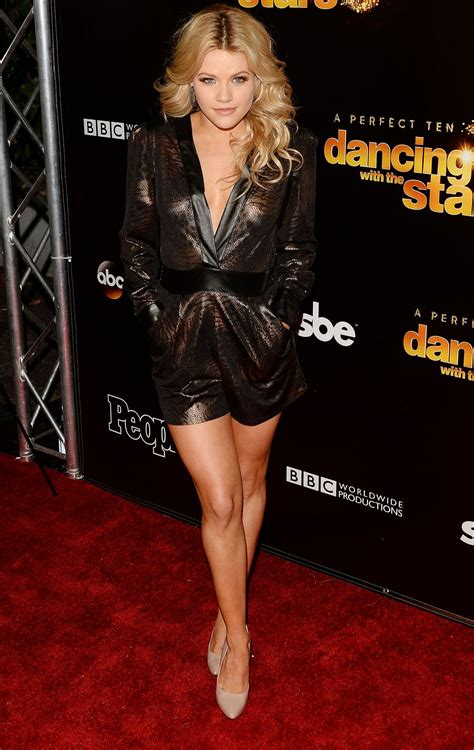 Witney Carson Dancing With The Stars 10th Anniversary In West | witney carson at dancing with the stars 10th anniversary