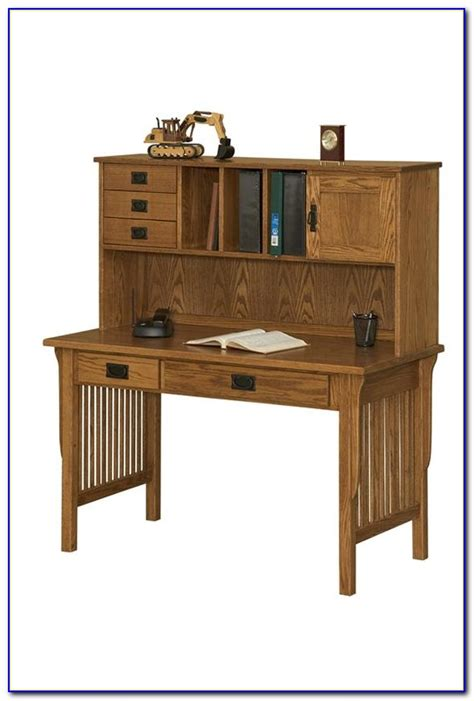 wood l shaped desk with hutch solid wood l shaped desk with hutch desk home design