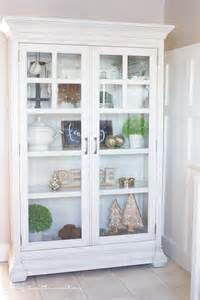 Curio Cabinet Farmhouse 25 Best Curio Cabinets Ideas On