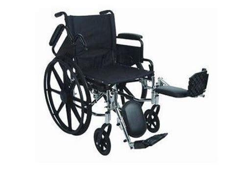 stylish ultralight wide wheelchair 20 x 16