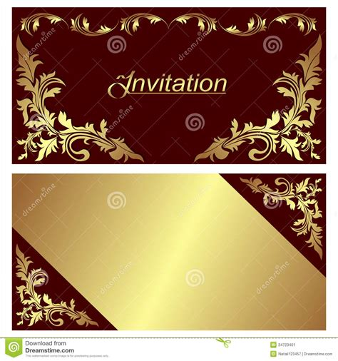 free invitation card designs design an invitation card