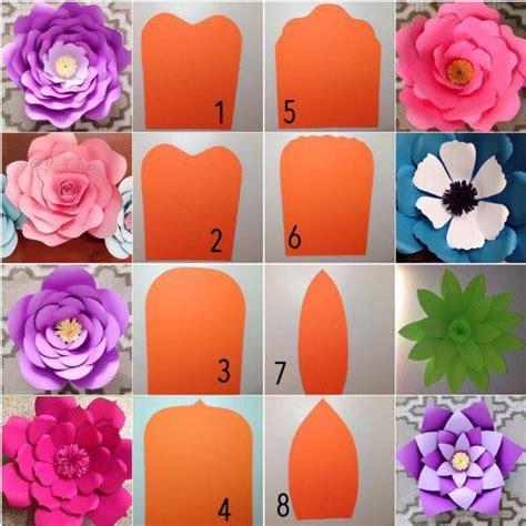 tutorial bunga hias dari flanel 9 cara membuat bunga dari kain flanel