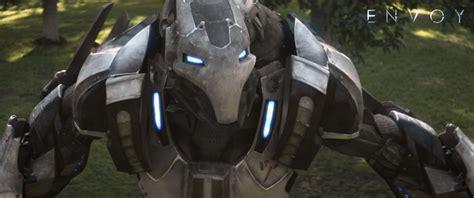 film robot extraterrestre envoy le pilote d un film avec des robots extraterrestes