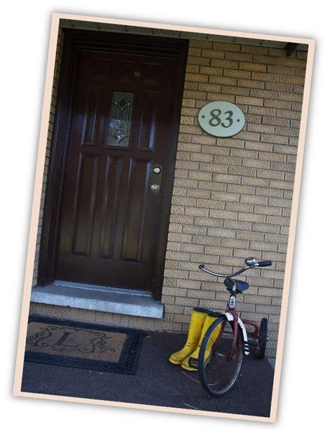 Front Door House Numbers Front Door Door Numbers Home
