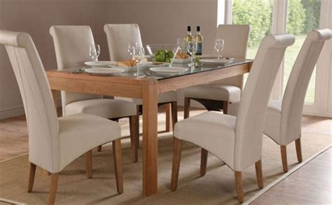 glass and wooden dining tables 20 amazing glass top dining table designs