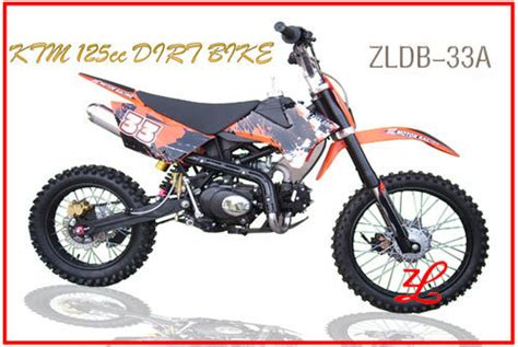 125cc Ktm Dirt Bike China 110cc 125cc 150cc 138cc Ktm Dirt Bike Zldb 33a
