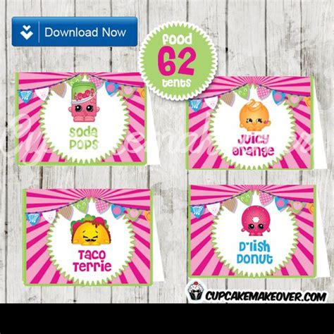 printable birthday supplies 176 best images about shopkins party idea s on pinterest