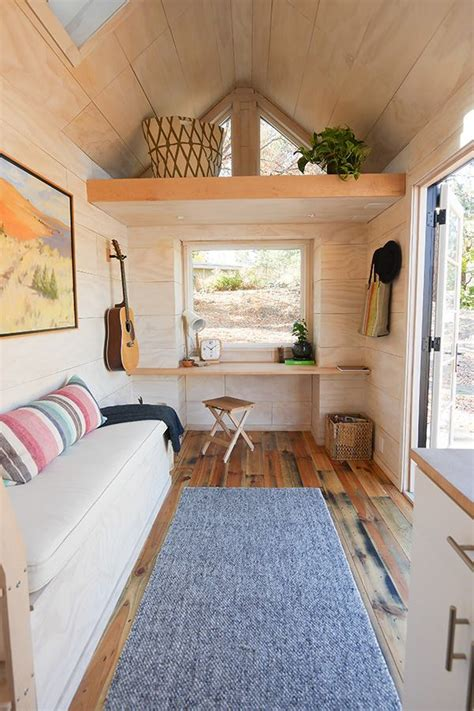 interiors of small homes tongue groove tiny home and tavern tiny house