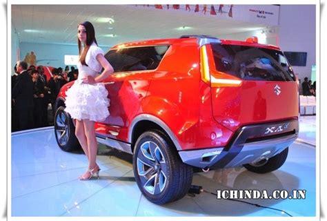 Maruti Suzuki Launch Date Maruti Suzuki Xa Alpha Suv Price In India Preview