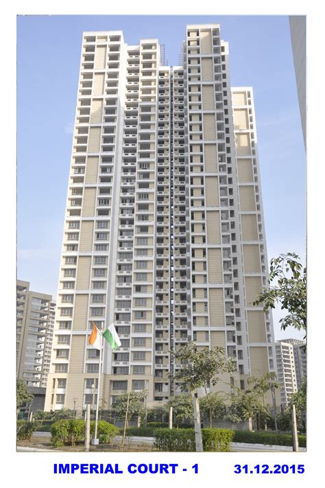 Or The Imperial Court Jaypee Imperial Court Residential Property Flats