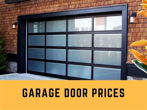 1000 Ideas About Garage Door Installation Cost On Garage Doors Installed Price