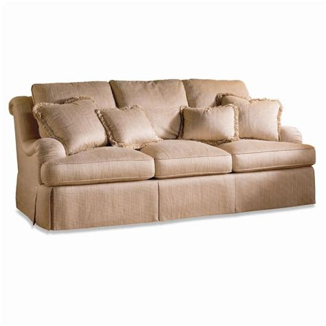 sherrill sectional sofa sherrill traditional deep seated sofa baer s furniture