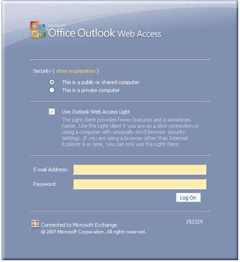 Microsoft Office Web Access Help Manual