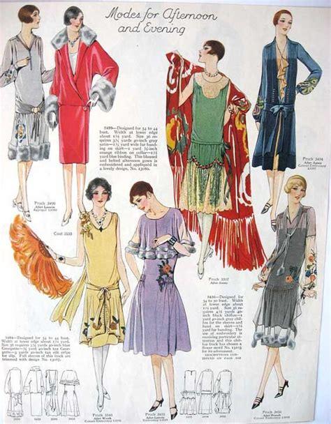 woman fashion mid 20s vintage 1920 s womens fashions illustration print for