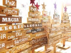 arboles de navidad de madera un 225 rbol de navidad de madera vintage bonito y fabricado