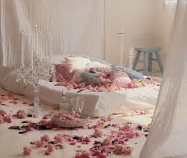 Beautiful romantic master bedroom interior design