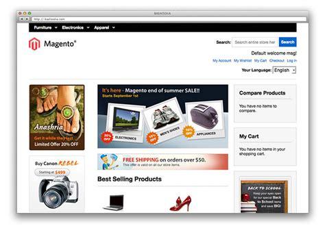 magento design themes default 19 free premium responsive magento templates 2016 web