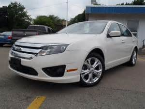 2012 Ford Fusion Rims Vehicle Details