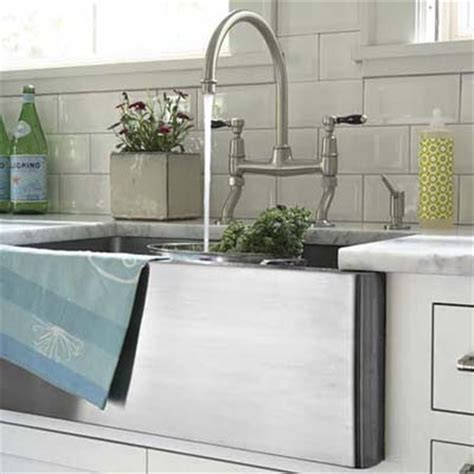 Kitchen Faucet Buying Guide deep farmhouse sink same space whole new look in the