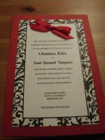 Sample Of Wedding Reception Program Debut Invitation