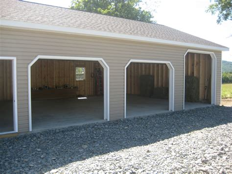 garages and barns all in one builders west michigan pole barns garages
