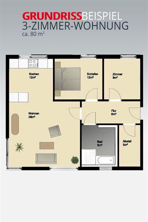 80 Quadratmeter Wohnung by Wgh Stadthaus