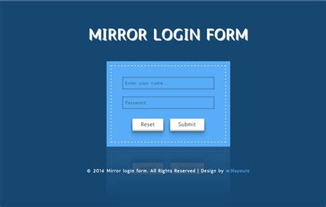 responsive login template 90 best free html5 form templates 2017