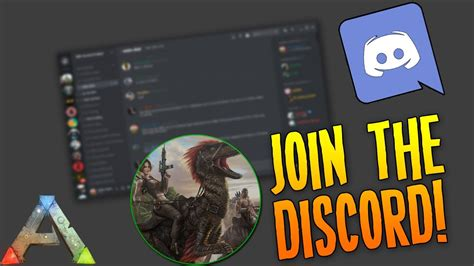 discord on ps4 join our discord ark survival evolved community discord