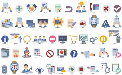 icon design workflow design elements workflow steps