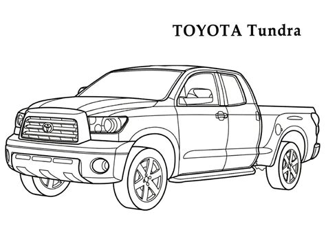 toyota car coloring page toyota coloring pages printable coloring page kids