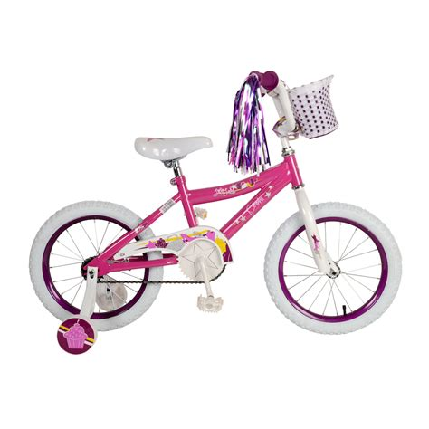 Shop online for Piranha Little Lady Pink 16 Kids Bicycle