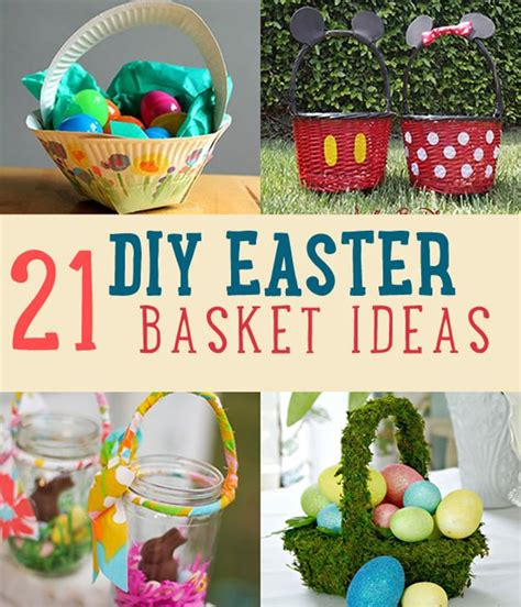 diy easter basket ideas 21 diy easter basket ideas that will have you hoppin diy