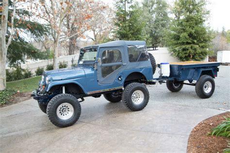 Custom Jeeps California California 1963 Custom Cj 5 Rock Crawler Air Lockers On