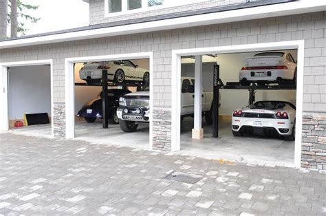 garage make 4 plus car garage homes in plano frisco mckinney and allen