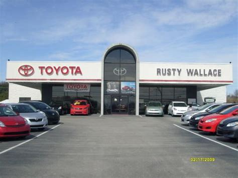 Tennessee Toyota Dealers Wallace Toyota Morristown Tn 37814 Car Dealership