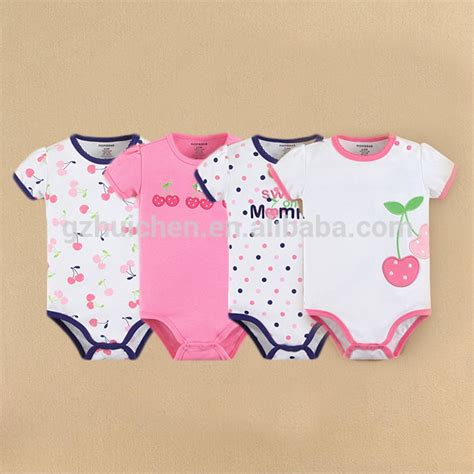 Mom and bab factory baby clothes wholesale 100 cotton romper baby bodysuit gift box set buy