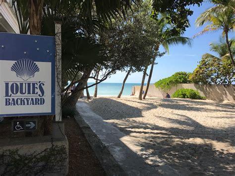 Louie Backyard by Key West Guide