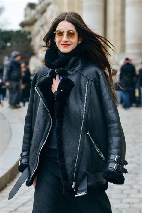 Jas Blazer Sweet Grey spotted shearling coats