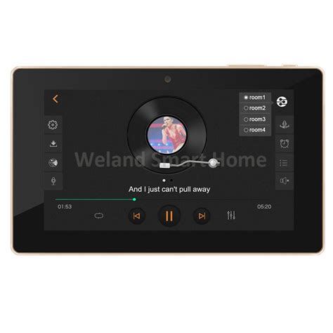 audio player android 7 quot touch screen in wall android lifier home audio usb player hdmi wifi audio digital stereo