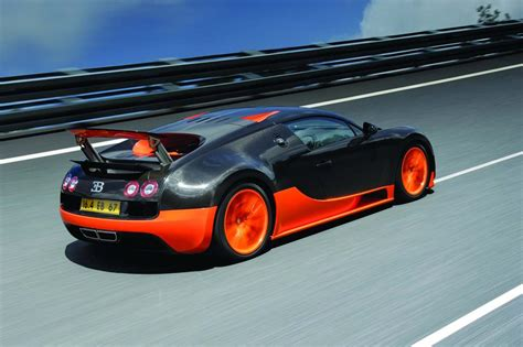 Photo Exterieur Bugatti Veyron Super Sport