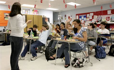 busy students    required  lunch nytimescom