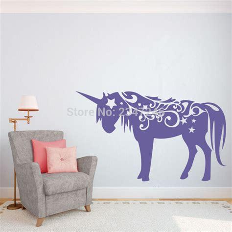 unicorn home decor shop for unicorn home decor on polyvore unicorn horse wall decal home decor sticker art vinyl wall