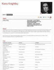 32 Acting Resumes Of Celebrities And Celebrity Wannabes