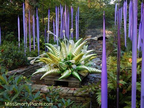 Chihuly At Atlanta Botanical Garden Miss Smarty Plants Chihuly Atlanta Botanical Gardens